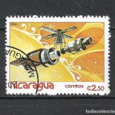 Sellos: NICARAGUA SELLO USADO - 15/61. Lote 289597463