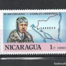 Sellos: NICARAGUA SELLO USADO - 15/61. Lote 289597528