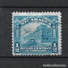 Sellos: NICARAGUA SELLO USADO - 15/34. Lote 289659488