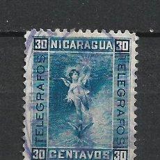 Sellos: NICARAGUA SELLO USADO - 15/34. Lote 289659588