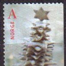 Sellos: NORUEGA 2005 SCOTT 1455 SELLO ARBOL NAVIDAD CHRISTMAS USADO NORWAY NORVÈGE NORGE . Lote 10151896
