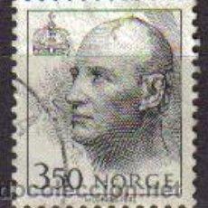 Sellos: NORUEGA 1993 SCOTT 1008 SELLO REY KING HARALD V USADO NORWAY NORVÈGE NORGE . Lote 10152316