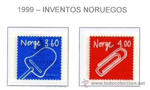 inventos noruegos