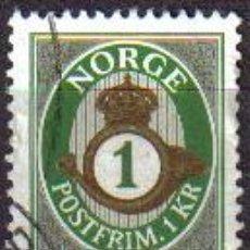 Sellos: NORUEGA 2001 SCOTT 1283 SELLO SERIE BASICA TIPO 1893 USADO NORWAY NORVÈGE NORGE . Lote 9346575