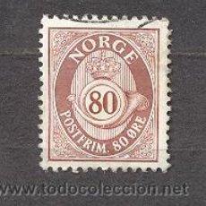 Sellos: NORUEGA, USADO. Lote 19952894