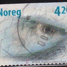 Sellos: NORUEGA 2000 SCOTT 1262 SELLO PECES ARENQUES USADO NORWAY NORVÈGE NORGE . Lote 10729760