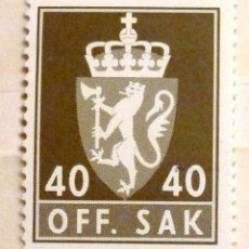 Sellos: SELLOS NORUEGA 1977. NUEVO.. Lote 47347603