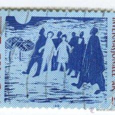 Sellos: NORUEGA 1981. AÑO INTERNACIONAL DE LAS PERSONAS DISCAPACITADAS. Lote 50586999
