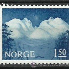 Sellos: NORUEGA - 1965 - MICHEL 536 // SCOTT 484** MNH. Lote 155869776