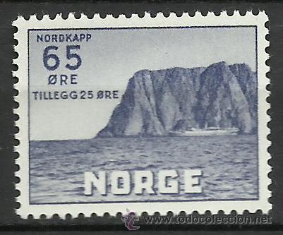 NORUEGA - 1957 - MICHEL 410 // SCOTT B61** MNH (Briefmarken - Internationale - Europa - Norwegen)