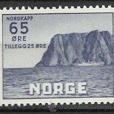Sellos: NORUEGA - 1957 - MICHEL 410 // SCOTT B61** MNH. Lote 155868746