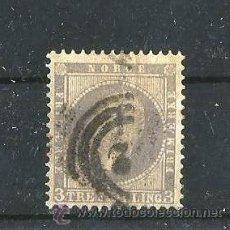 Sellos: NORUEGA 1856 EFIGIE DE OSCAR I . Lote 54316093