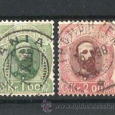 Sellos: NORUEGA 1878 EFIGIE DEL REY OSCAR II . Lote 54316216