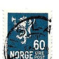 Sellos: NORUEGA. Lote 56162642