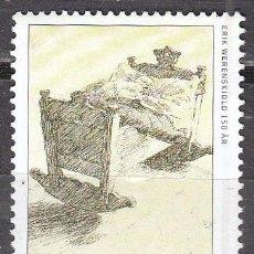 Sellos: NORUEGA 1526, ILUSTRACIONES DE FAIRY TALE, NUEVO *** . Lote 77086753