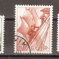Sellos: NORUEGA. 1981 YT 794/796. Lote 133398638