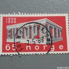 Sellos: SELLO NORUEGA 538 NORGE. Lote 139605413