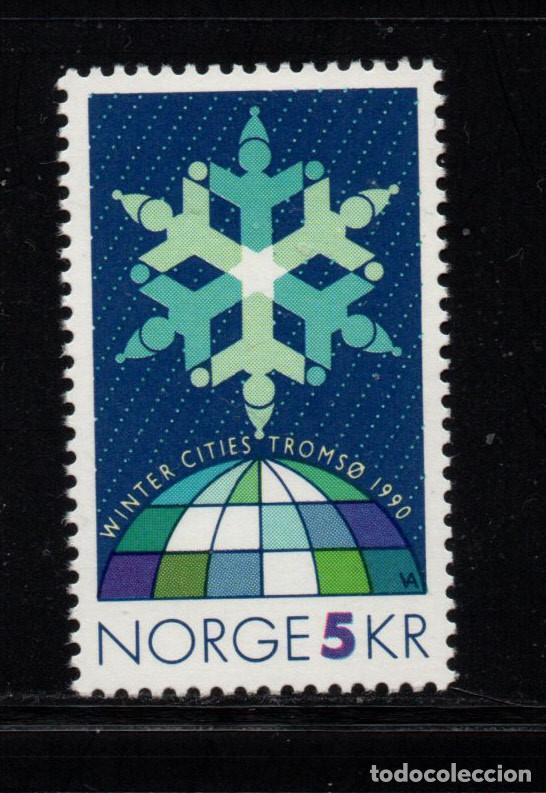 NORUEGA 994** - AÑO 1990 - CONFERENCIA DE PAISES NORDICOS (Sellos - Extranjero - Europa - Noruega)