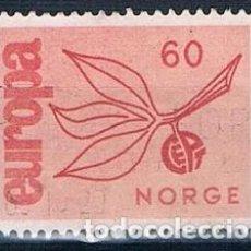 Sellos: NORUEGA 1965 Y 486 SELLO USADO. Lote 146447426