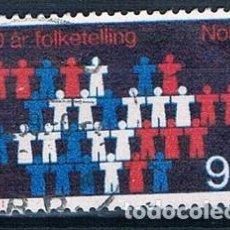 Sellos: NORUEGA 1969 Y 557 SELLO USADO. Lote 146447606