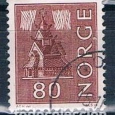 Sellos: NORUEGA 1972 Y 590 SELLO USADO. Lote 146447830