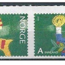 Sellos: SELLOS NUEVOS DE NORUEGA, YT 1681/ 82. Lote 146971754
