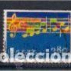 Sellos: MÚSICA EN NORUEGA. SELLO AÑO 1998. Lote 147898042