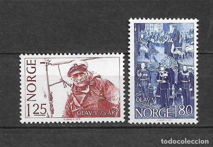 NORUEGA 1978 ** NUEVO SC 731/732 - 2/40 (Sellos - Extranjero - Europa - Noruega)