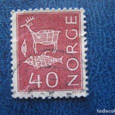 Sellos: NORUEGA, 1962 YVERT 442. Lote 155599034
