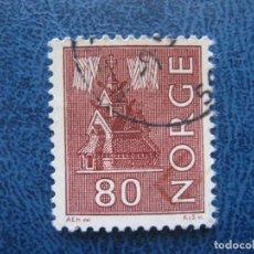 Sellos: NORUEGA, 1962 YVERT 447. Lote 155600386