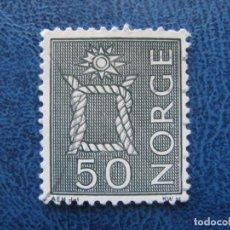 Sellos: NORUEGA, 1968 YVERT 522. Lote 155600626