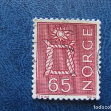Sellos: NORUEGA, 1968 YVERT 524. Lote 155600838