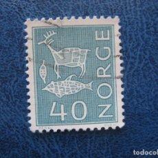 Sellos: NORUEGA, 1968 YVERT 520 . Lote 155601998
