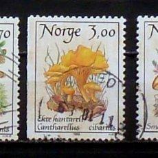 Sellos: SELLOS NORUEGA - FOTO 041, USADOS. Lote 167414564