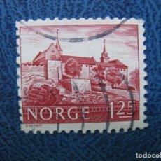 Sellos: NORUEGA, 1977 SELLO USADO. Lote 167607740