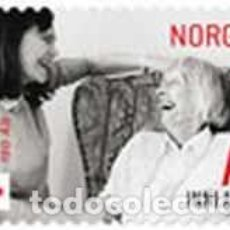 Sellos: SELLO USADO DE NORUEGA, YT 1816. Lote 194400045