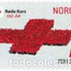 Sellos: SELLO USADO DE NORUEGA, YT 1818. Lote 194400126