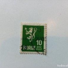 Sellos: 1926 LEÓN. SIN LÍNEA ENTRE ØRE Y POST . Lote 195624363