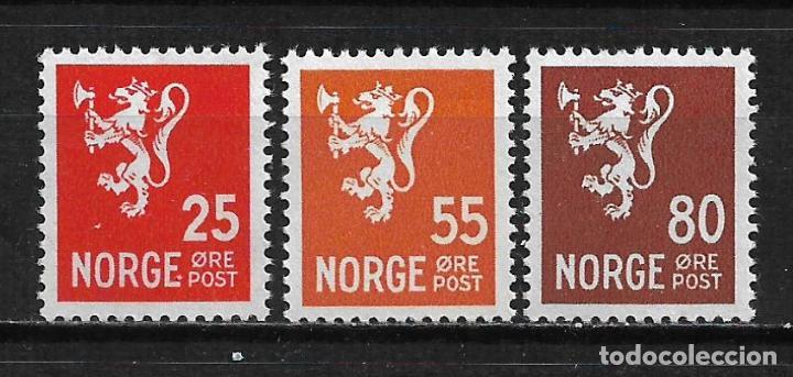 NORUEGA 1946 ** - 15/37 (Sellos - Extranjero - Europa - Noruega)