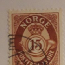 Sellos: SELLO DE 1962 NORUEGA. Lote 198512310