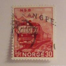 Sellos: SELLO 1954 NORUEGA. Lote 198524563