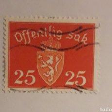 Sellos: SELLO DE 1946 NORUEGA LOTE. Lote 198531447