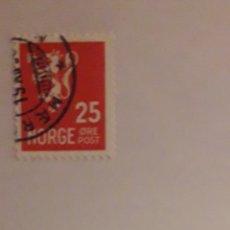 Sellos: NORUEGA 1947 SELLO. Lote 198537621
