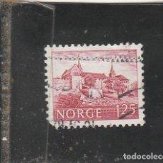 Sellos: NORUEGA 1977 - YVERT NRO. 695 - USADO - ROMO. Lote 205116180