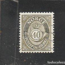 Sellos: NORUEGA 1978 - YVERT NRO. 714 - USADO. Lote 205116536