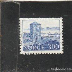 Sellos: NORUEGA 1982 - YVERT NRO. 815 - USADO. Lote 205118763