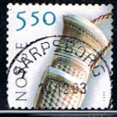 Sellos: NORUEGA // YVERT 1405 // 2003 ... USADO. Lote 207331482