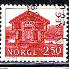 Sellos: NORUEGA // YVERT 832 // 1983 ... USADO. Lote 207331767