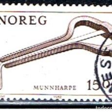 Sellos: NORUEGA // YVERT 820 // 1982 ... USADO. Lote 207331951