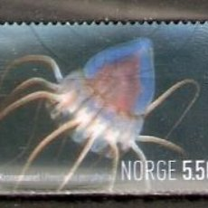 Sellos: NORUEGA.2004. FAUNA MARINA. Lote 212499981